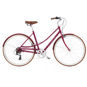Electra Loft 7D City Bike Women red